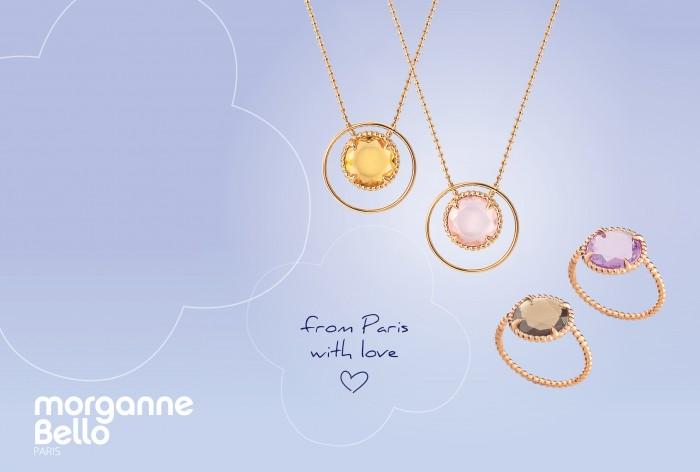「Etoile Perlée(エトワール・ペルレ)」コレクション