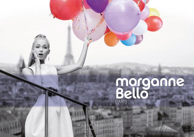 MORGANNE BELLO<モルガンベロ>について